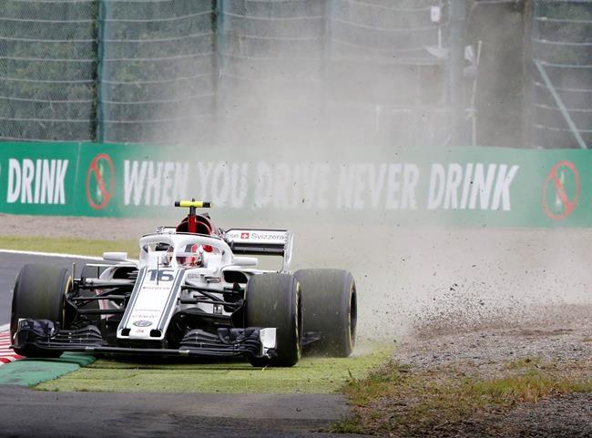 F1: Lewis Hamilton l'emporte au Japon