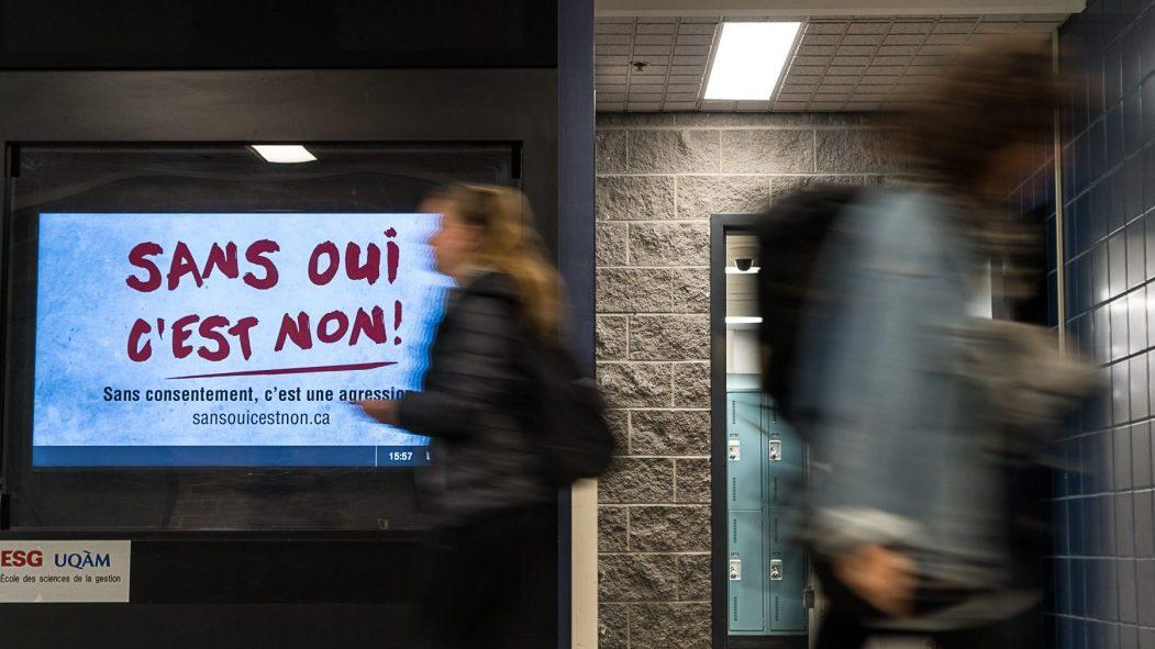 Les violences sexuelles en milieu universitaire font l'objet de suivis dans les bureaux d'intervention des différents établissement.