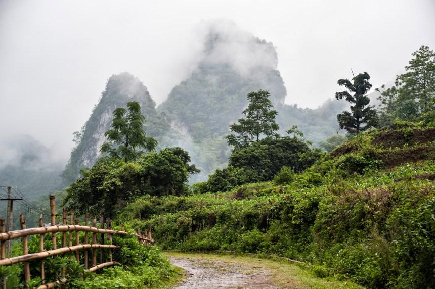 Randonnée sur les sentiers mystérieux du Vietnam