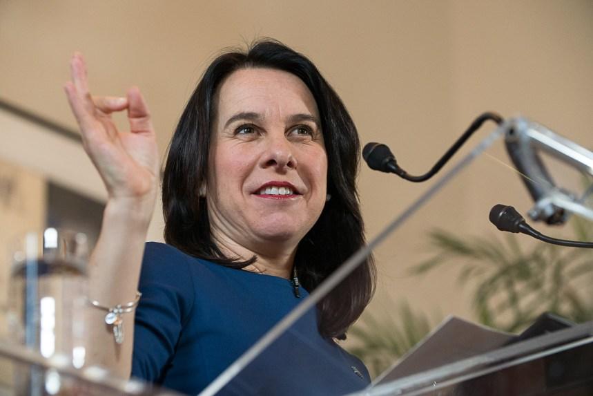 La mairesse Valérie Plante s'en va à Hollywood en mission économique