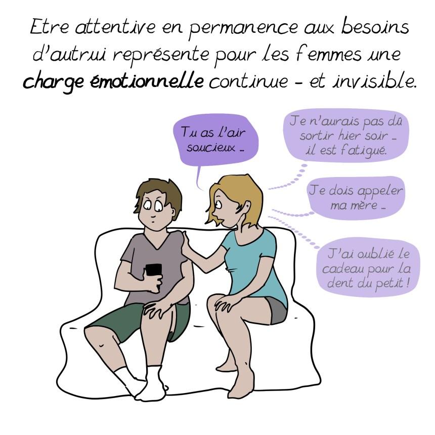 Entrevue avec la blogueuse Emma, qui a démystifié le concept de «charge mentale»