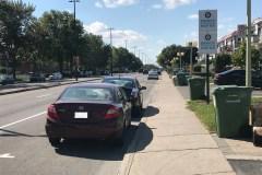 Des élus veulent suspendre la voie réservée aux bus sur Maurice-Duplessis