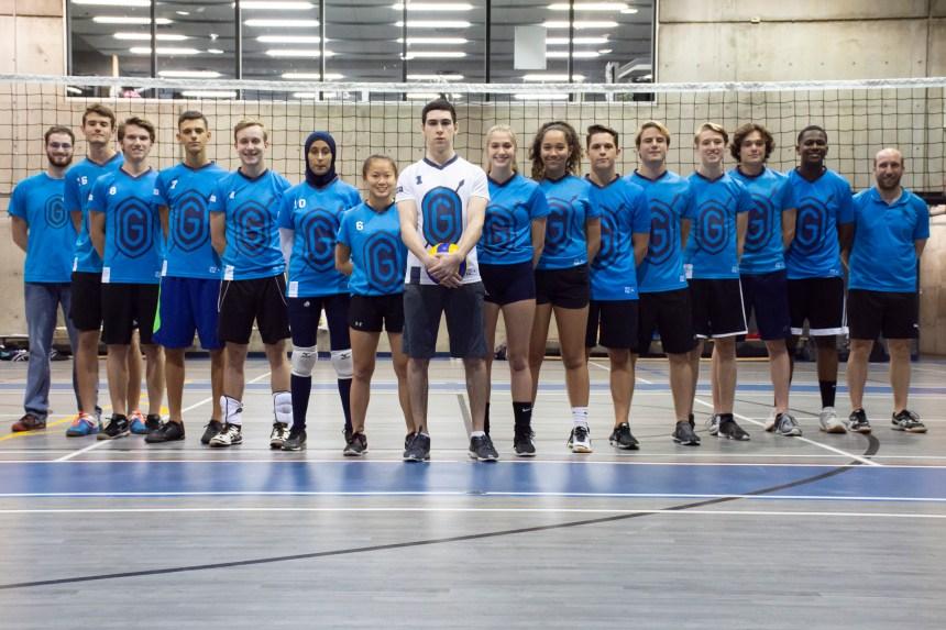 Volleyball: les Gladiateurs veulent gagner à domicile