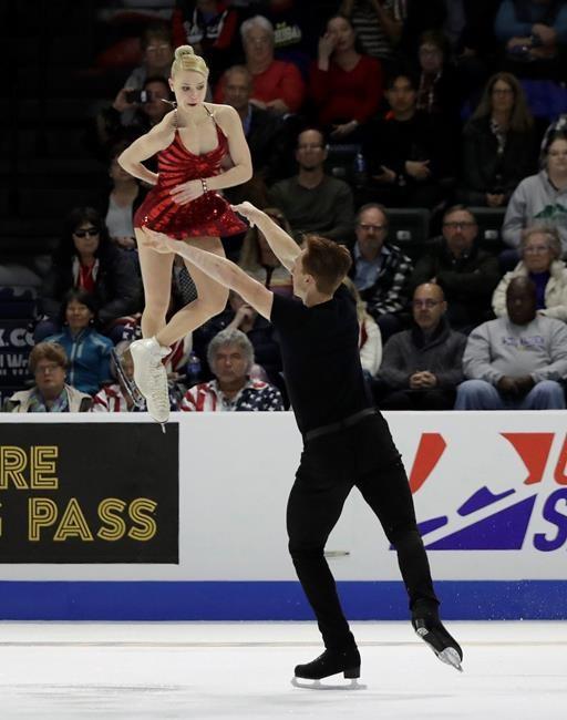 Le duo Tarasova-Morozov remporte le programme court