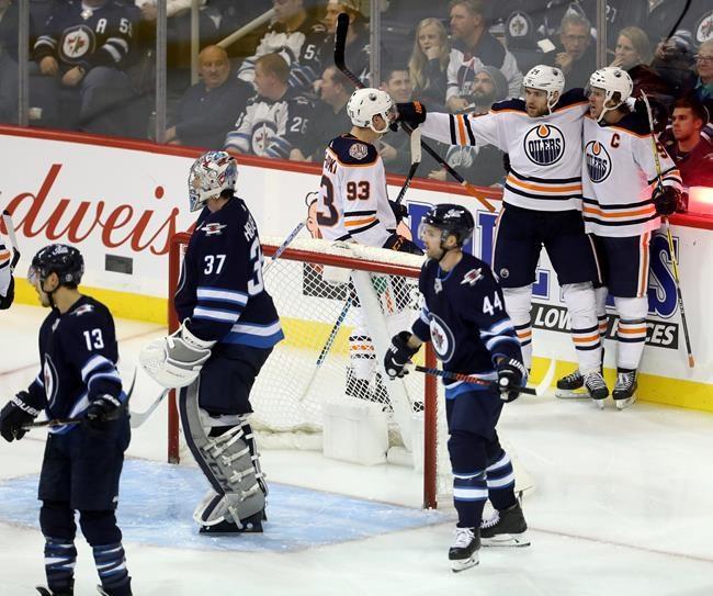 Les Oilers sont de retour à la maison