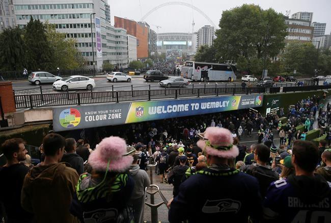 Khan retire son offre d'achat du stade Wembley