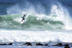 Sénégal: une houle exceptionnelle attire les surfeurs sur la «vague de Ouakam»
