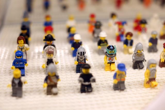 En combien de temps une tête de LEGO peut-elle être digérée?