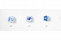 Microsoft Office dévoile ses nouvelles icônes