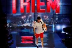 Federer de retour dans le carré d'as