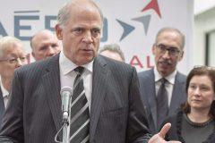 Fitzgibbon nie que Montréal International fond dans Investissement Québec