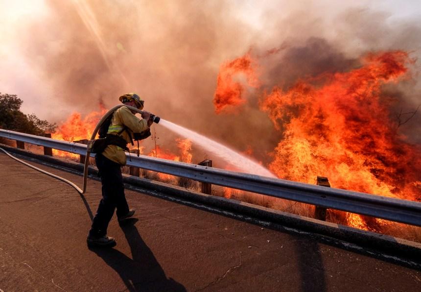 Plusieurs célébrités affectées par les incendies en Californie