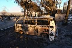 Incendie en Californie: plus lourd bilan de l'histoire de l'État