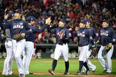 La Japon défait les étoiles du Baseball majeur 5-3