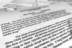 La CIA avait envisagé des «sérums de vérité» pour ses prisonniers après le 11-Septembre