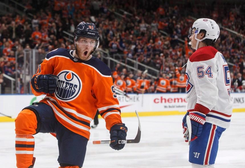 Le Canadien s'incline 6-2 face aux Oilers