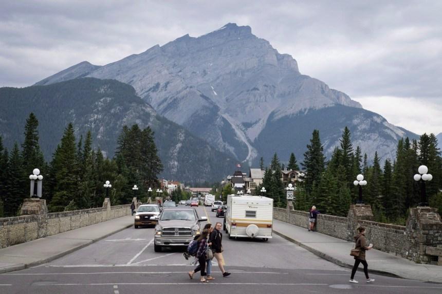 Parcs Canada: moins de visiteurs cette année