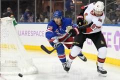Les Rangers s'imposent au Madison Square Garden