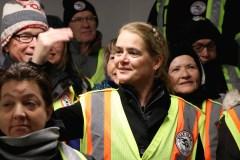 En visite à Winnipeg, Julie Payette se joint à une patrouille de rue