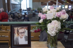 L'Ordre du Nouveau-Brunswick remis à Rebecca Schofield à titre posthume