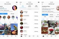 Instagram prévoit de réorganiser les profils de ses utilisateurs