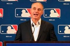 Baseball: Manfred en poste jusqu'en 2024