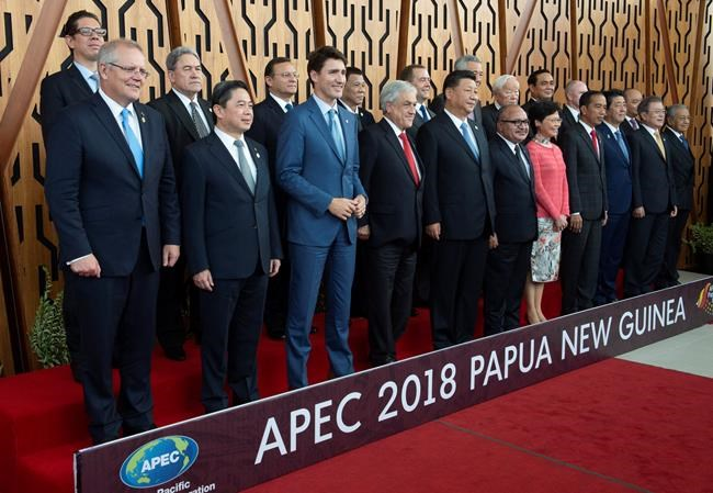 APEC: tensions entre Pékin et Washington