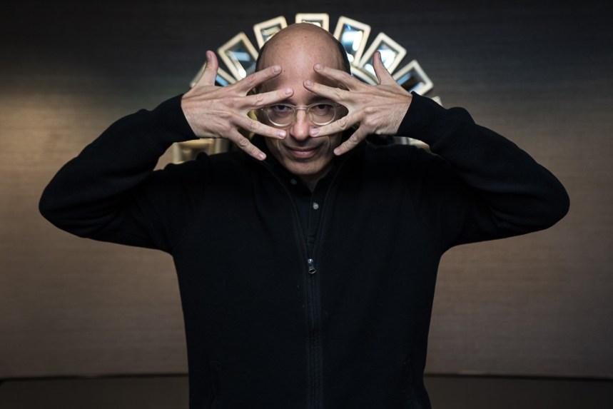 Bernard Werber: un écrivain sous hypnose
