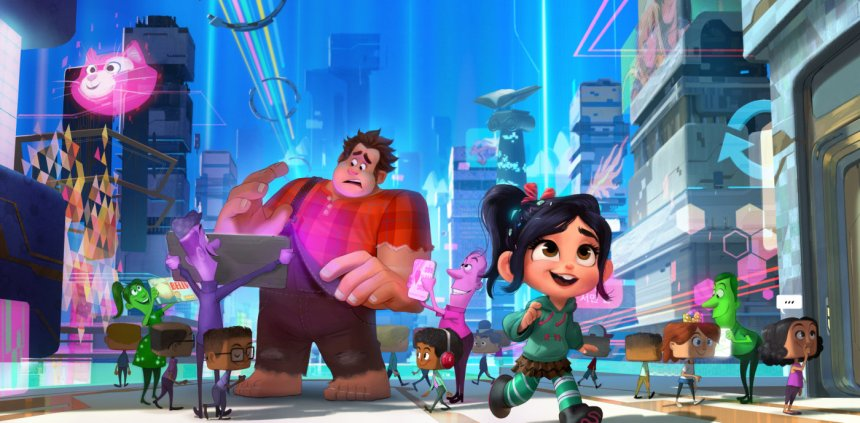Ralph Breaks the Internet: hors de sa zone de confort