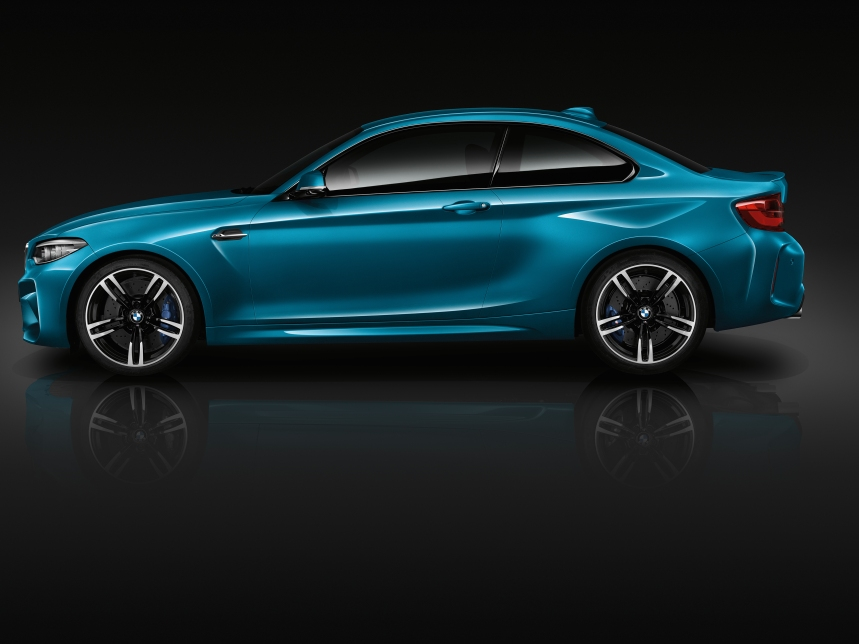 BMW M2: la machine du bonheur