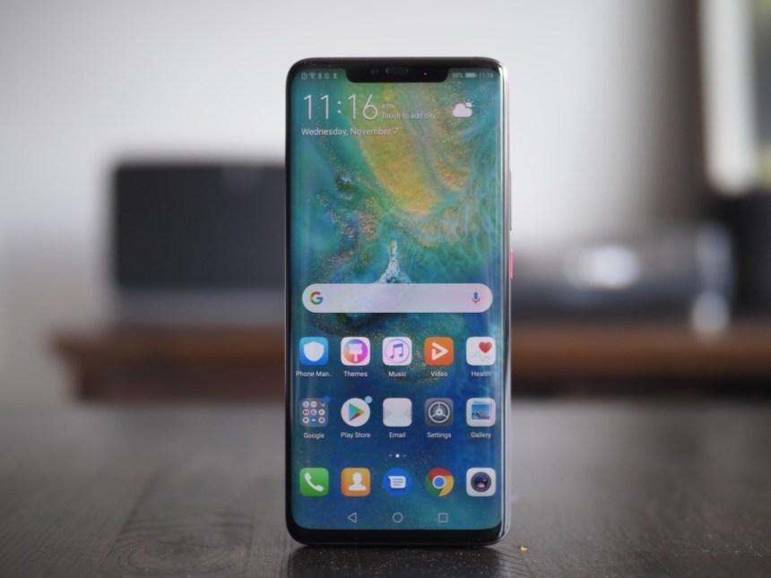 Essai du Huawei Mate 20 Pro: surdose de technologies