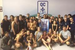 L'esprit sportif des nageurs du club aquatique de LaSalle récompensé