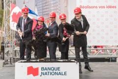 Un nouveau siège social pour la Banque Nationale à Montréal