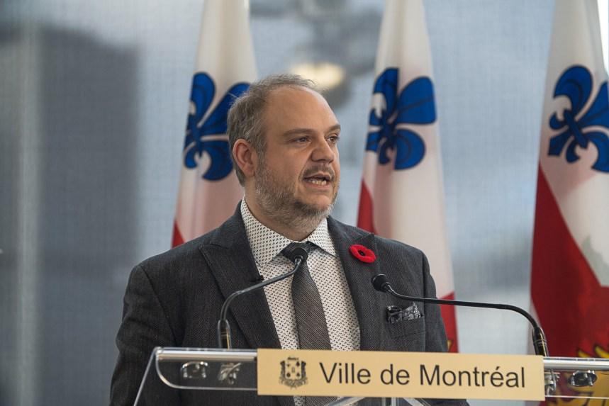 Le secteur immobilier gonfle les surplus de Montréal