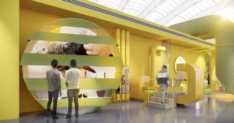 Les nouvelles installations muséales du Biodôme permettront de comprendre comment fonctionnent les lieux.