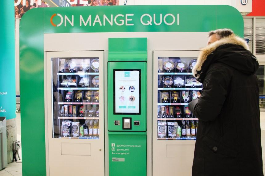 Une «vitrine du savoir-faire culinaire local» à la gare d'autocars de Montréal