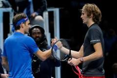 Federer devra attendre pour un 100e titre