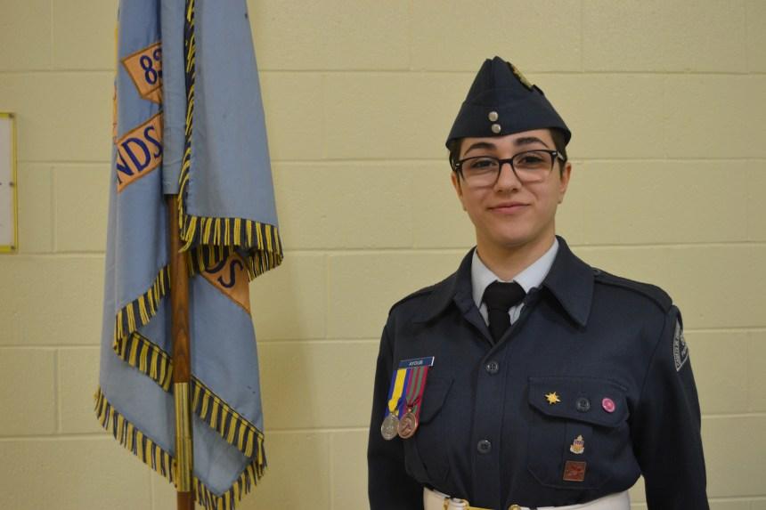 Ambassadrice des cadets
