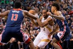 Leonard: 27 points dans un gain des Raptors