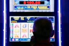 Beaucoup d'argent dépensé dans les salons de jeux