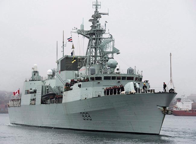 Une vague d'incidents à bord de navires canadiens