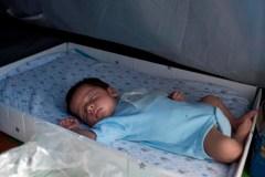 Pas d'inquiétude si bébé ne fait pas ses nuits