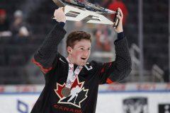 Alexis Lafrenière nommé joueur de l'année dans la Ligue canadienne de hockey