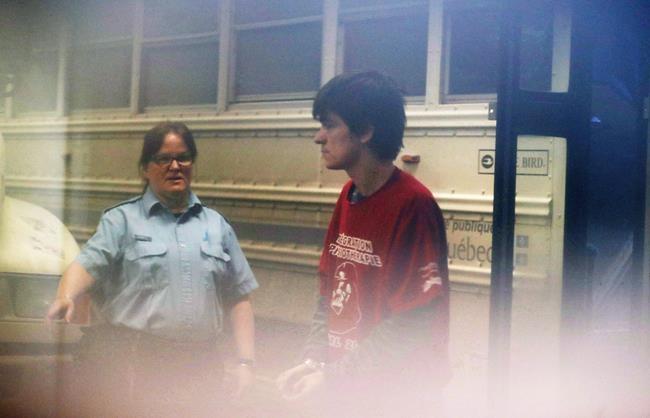 La peine de Bissonnette sera prononcée le 8 février