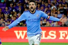 David Villa quitte le New York City FC