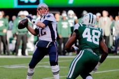 Brady marque l'histoire dans la victoire des Pats