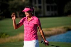 LPGA: Avance de trois coups pour Lexi Thompson