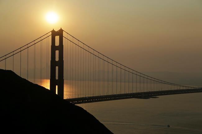 Les feux de forêt causent des ennuis en Californie