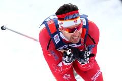 Klaebo remporte le sprint aux Mondiaux; Alex Harvey est éliminé en quarts de finale