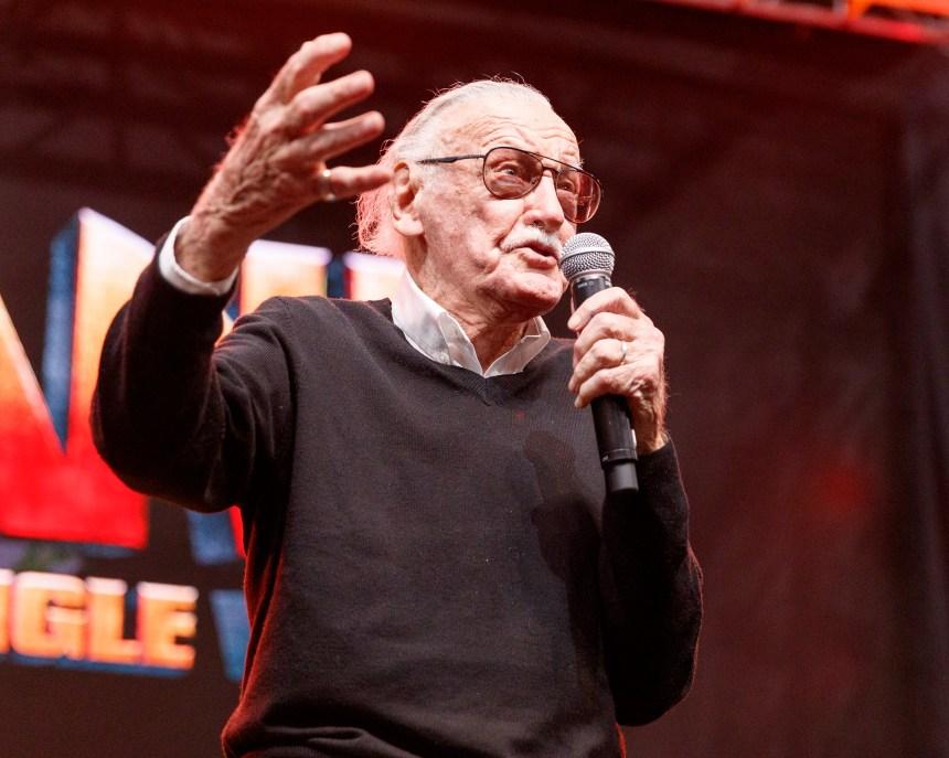 Stan Lee, co-créateur de Marvel, est mort